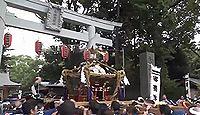 和樂備神社 埼玉県蕨市中央のキャプチャー