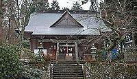 西照神社 徳島県美馬市脇町西大谷