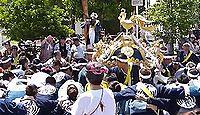 稲荷神社 千葉県浦安市当代島のキャプチャー