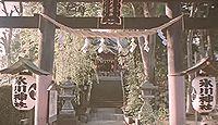 氷川神社 東京都東久留米市南沢のキャプチャー