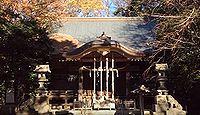 石神井氷川神社 東京都練馬区石神井台のキャプチャー