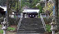 山津見神社(飯舘村) - 源頼義が凶賊を退治した虎捕山、狼信仰、狼の天井絵を復元