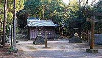 佐々久神社 - 龍神・天候を象徴する佐々久山、仁徳天皇の崩御に際して徳を慕い創建