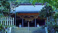 鳥取東照宮 - 豊臣系大名の雄・池田氏が幕府への恭順を示した旧樗谿神社、社殿は重文