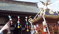 子易神社 神奈川県厚木市戸田のキャプチャー