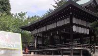 白峯神宮 - 遠隔地で崩御された二天皇を祀る、スポーツの神様として尊崇受ける