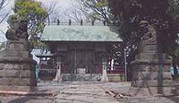 杉山大神 神奈川県横浜市神奈川区六角橋