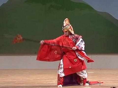 山形県の重要無形民俗文化財