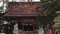 小坂神社 長野県須坂市井上のキャプチャー