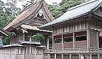水若酢神社 - 仁徳天皇の御世の創建、日本海の海上警固が任務の御祭神 隠岐国一宮
