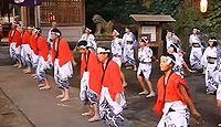 波布比咩命神社 東京都大島町波浮港