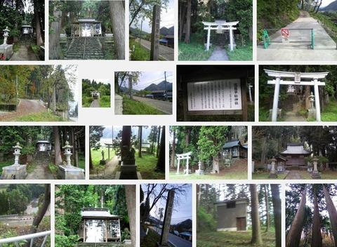 佐羅早松神社(石川県白山市佐良ヤ11)