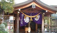 日吉神社 石川県金沢市三池町