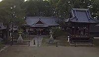 美和神社(笛吹市) - 景行期に三輪山から勧請された、太々神楽で知られる甲斐国二宮