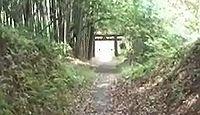 星隈神社 - 星隈山腹には数十基の横穴墳群がある遺跡、頂上に八幡神社や猿田彦社など