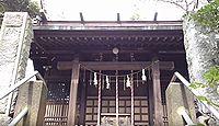 糟嶺神社 東京都調布市入間町のキャプチャー