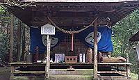 松尾神社(日田市) - 江戸期に創建された「きのうさま」、男根型の石像や木像が乱立