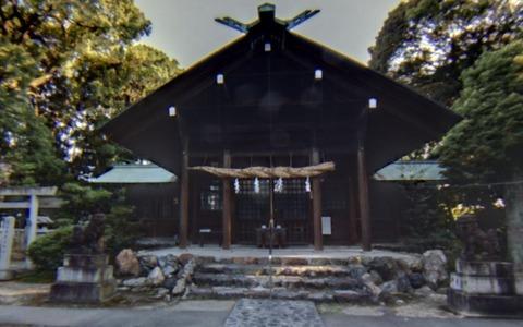 酒殿神社 宮中造酒司坐神六座の二座のキャプチャー