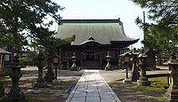 八坂神社 新潟県上越市西本町