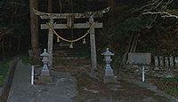 伊奈久比神社 長崎県対馬市上県町伊奈