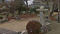 二宮神社(東かがわ市) - 八幡さま誉田神社の二宮、応神天皇の皇子・皇太子を祀る