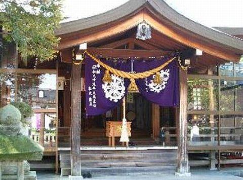日吉神社 石川県金沢市三池町33