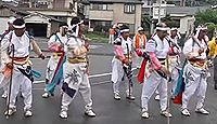 野間神社(南さつま市) - ニニギが最初に上陸した地、島津家当主の崇敬、二十日祭り