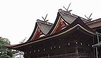 国宝「吉備津神社本殿及び拝殿」(岡山県岡山市)のキャプチャー
