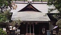 常盤台天祖神社 東京都板橋区南常盤台