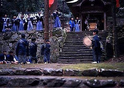 天満神社 福井県三方上中郡若狭町藤井のキャプチャー