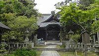 江沼神社 石川県加賀市大聖寺八間道のキャプチャー