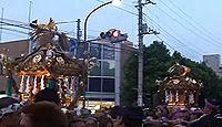 下神明天祖神社 東京都品川区二葉のキャプチャー