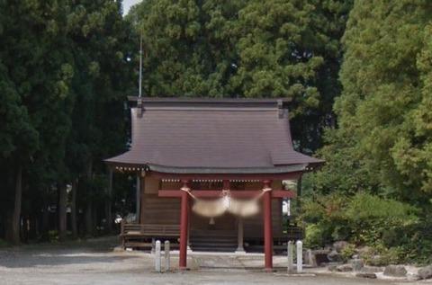 坂本神社 新潟県南魚沼市宮590