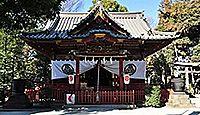 金鑚神社 - 社殿には本殿は設けない古例で知られる、武州六社の一つである古社