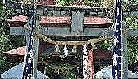 宮地神社(七所宮) - 奈良期に阿蘇神社を勧請、頼朝が合祀して7柱を奉斎、清正らが修築