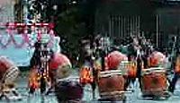中氷川神社(所沢市山口) - 旧入間郡と多摩郡92村の総鎮守、「武蔵国三氷川」の中乃社