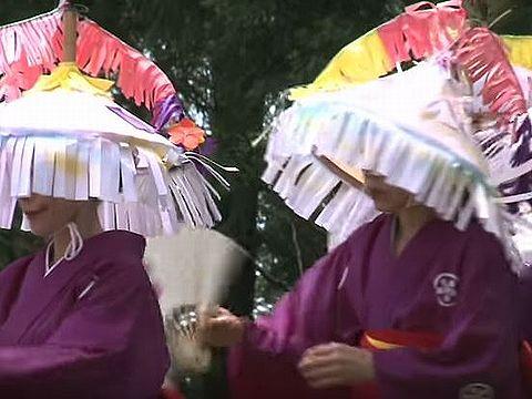徳島県の重要無形民俗文化財