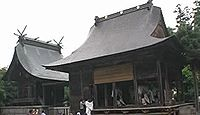 嵐山瀧神社 大分県玖珠郡玖珠町山浦のキャプチャー