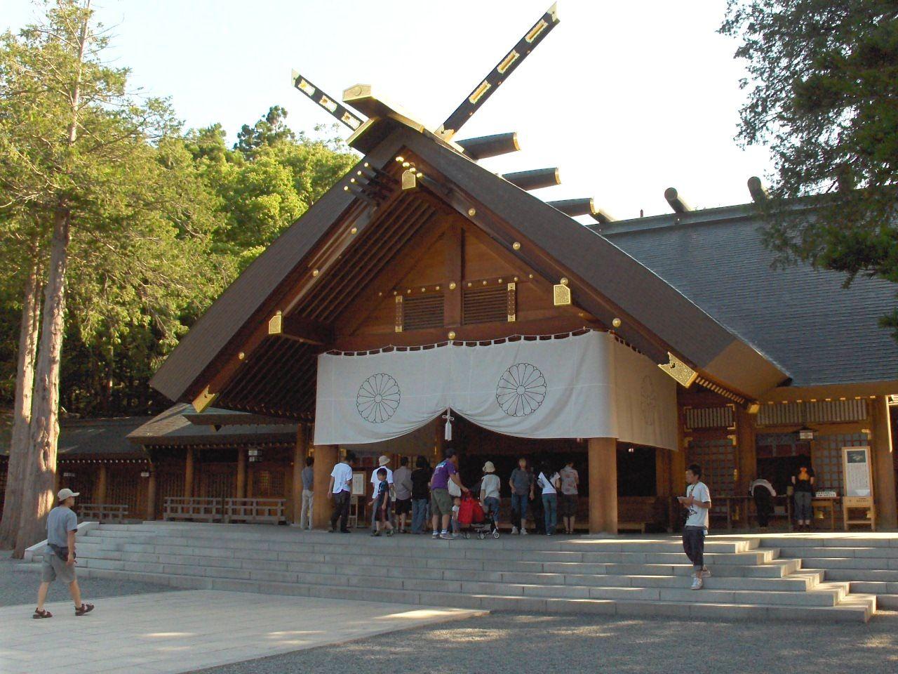 [北海道]初詣で人気の神社のキャプチャー