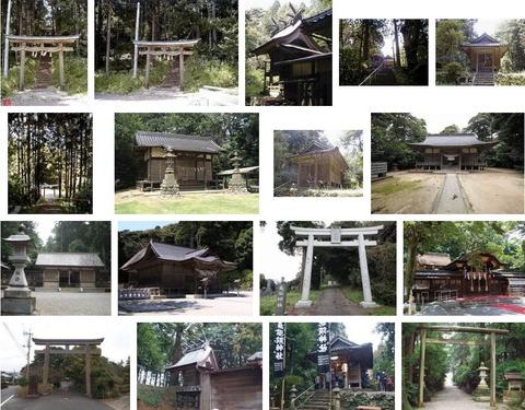 和気能須命神社 島根県隠岐郡隠岐の島町下西八王子のキャプチャー