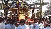 杉山神社 神奈川県横浜市都筑区池辺町