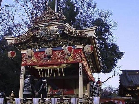 埼玉県の重要無形民俗文化財