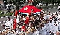 水火天満宮 - 「水火の天神さん」都の水難火難除けの守護神として醍醐天皇の勅願で創建