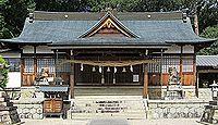 白山神社(泉中窯町) - 美濃高田明神の候補、ハナノキとヒトツバタゴが天然記念物