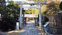 尾前神社 三重県津市河芸町東千里のキャプチャー
