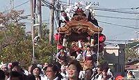 須波麻神社 大阪府大東市中垣内のキャプチャー
