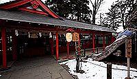 生島足島神社 長野県上田市下之郷中池西のキャプチャー