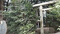 笠石神社 栃木県大田原市湯津上のキャプチャー