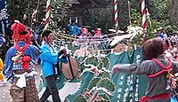 重要無形民俗文化財「五ケ瀬の荒踊」 - 宮崎県、戦国時代に始まった、大規模な風流踊りのキャプチャー