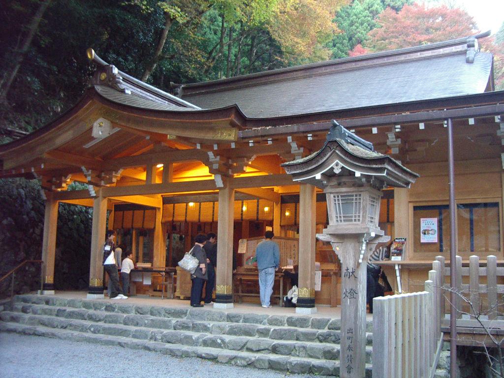 [御祭神がオカミノカミ]初詣で人気の神社のキャプチャー